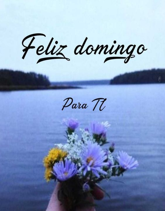 Feliz domingo amiga querida